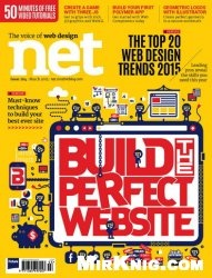 .Net Magazine - March 2015