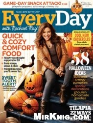 Журнал Every Day with Rachael Ray №10 2013