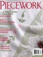 Журнал PieceWork  Marsh & April 2013 jpg 34Мб