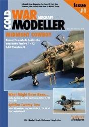Журнал Cold War Aircraft Modeller - Issue 1