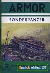 Книга Armor Series 9: Sonderpanzer. German Special Purpose Vehicles.