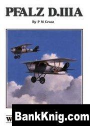 Книга Pfalz D.IIIA (Windsock Datafile 21)