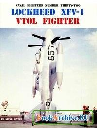 Книга Lockheed XFV-1 VTOL Fighter (Naval Fighters Series No 32).