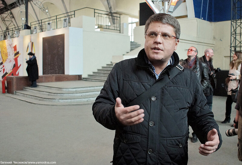 Весна. ВДНХ. Павел Нефедов. 24.03.15.02..jpg