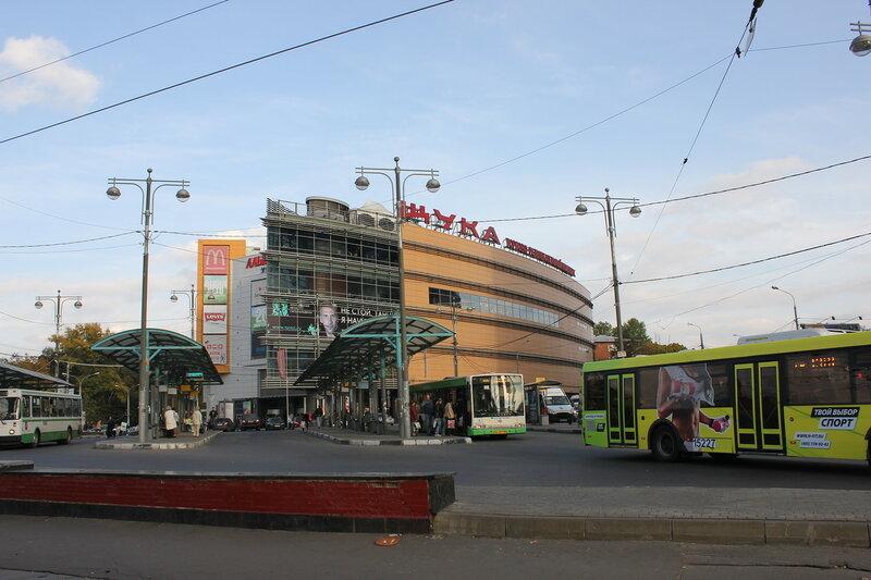 Торговый центр Щука