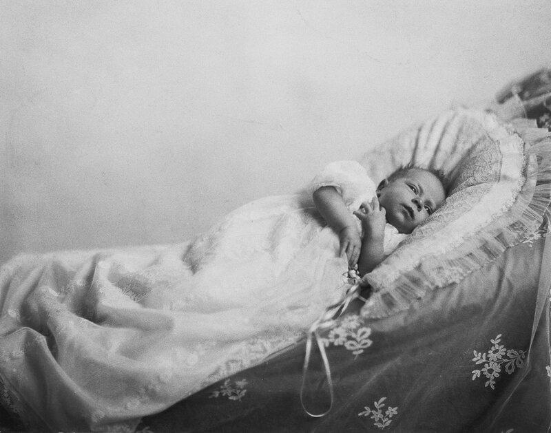 Frederick Thurston & Son (1854-1933)HM Queen Elizabeth II (b. 1926) when Princess Elizabeth of York  May 1926