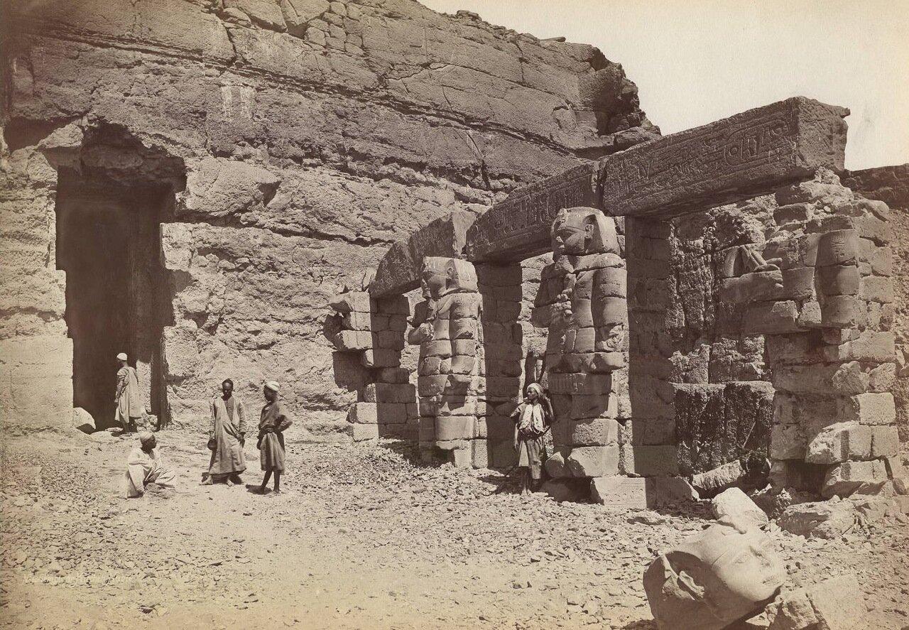 Храм Kircheh в Нубии