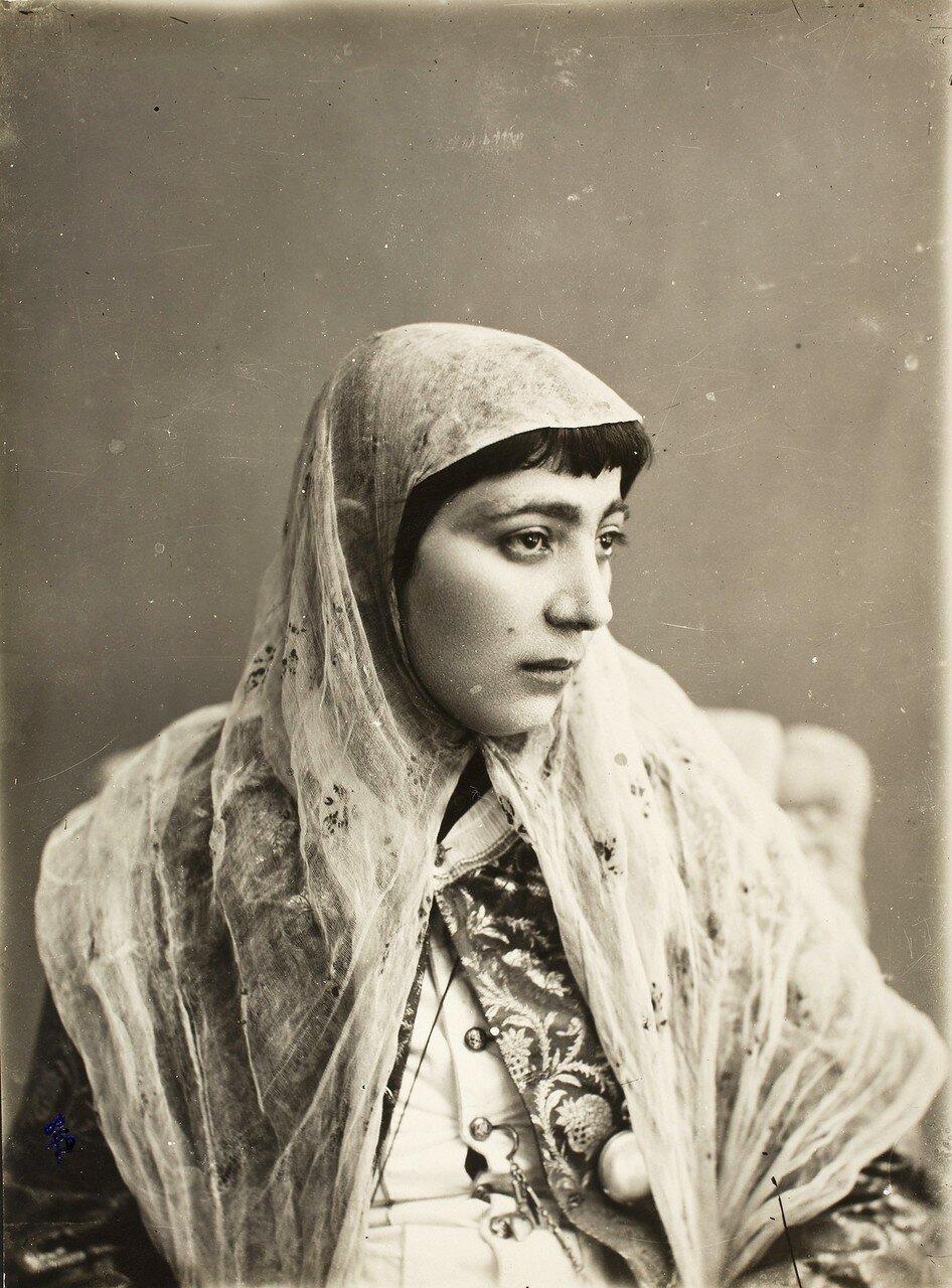 Портрет персиянки