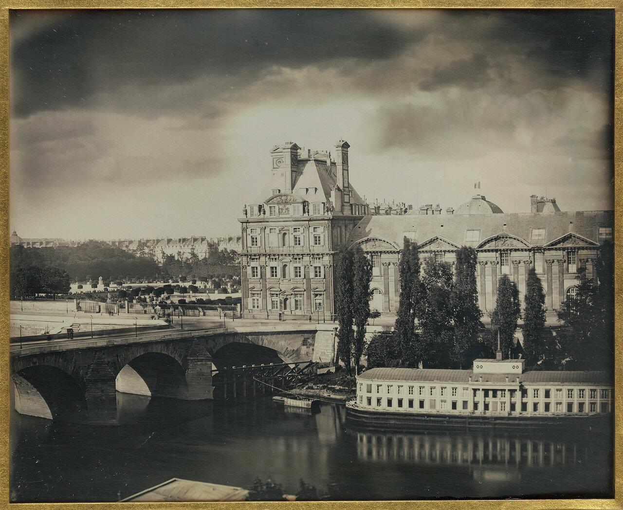 1849. Павильон Флоры