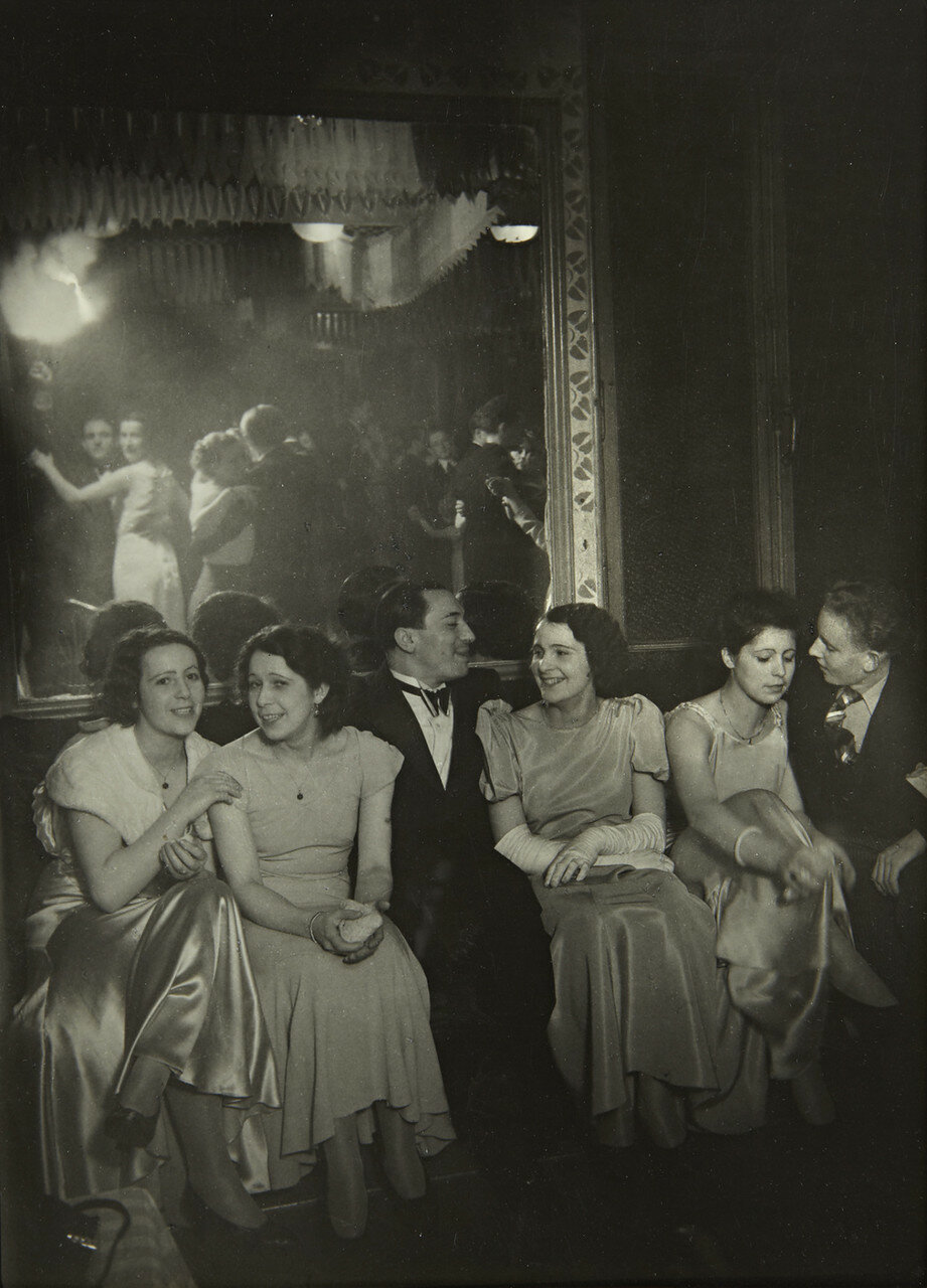 1933. Вечер в Шартре