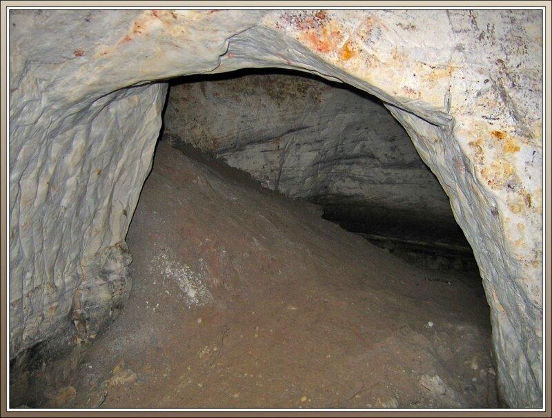 Завал, Танечкина пещера