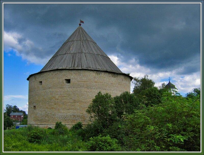 Cтароладожская крепость