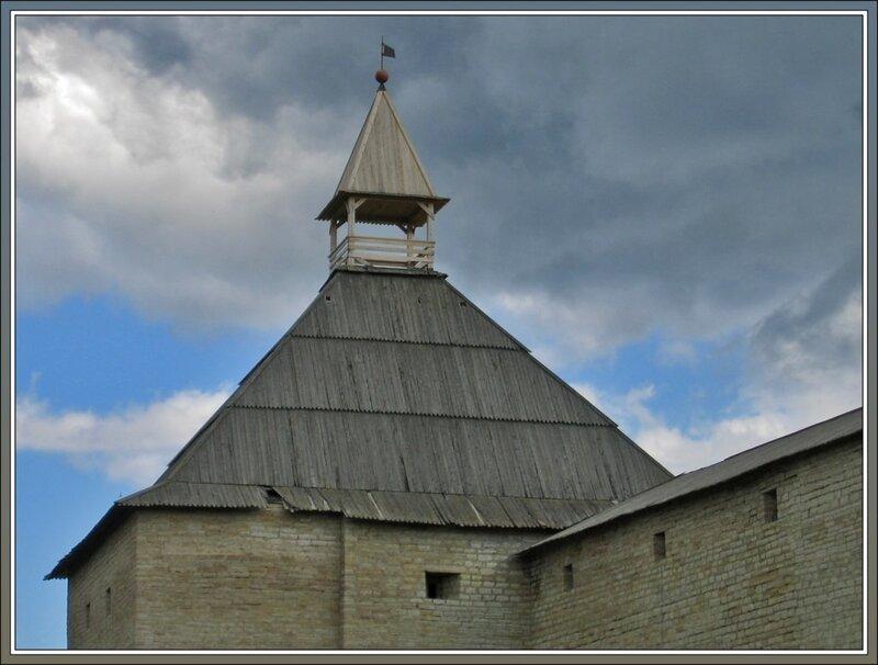 Сторожевая башня, Старая Ладога