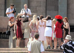МГУ: Свадьба