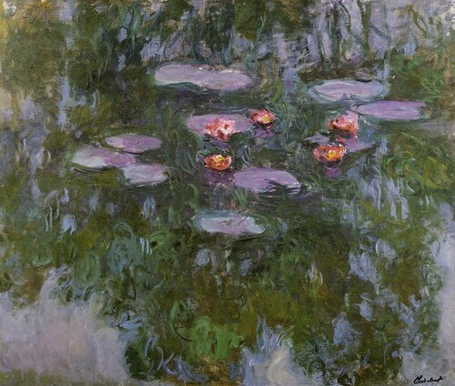1916-19 Water-Lilies 04