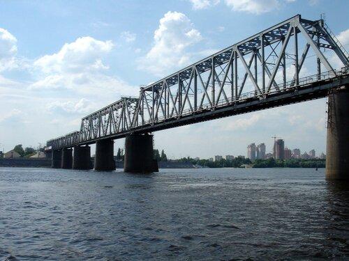 Железнодорожный мост Петровского