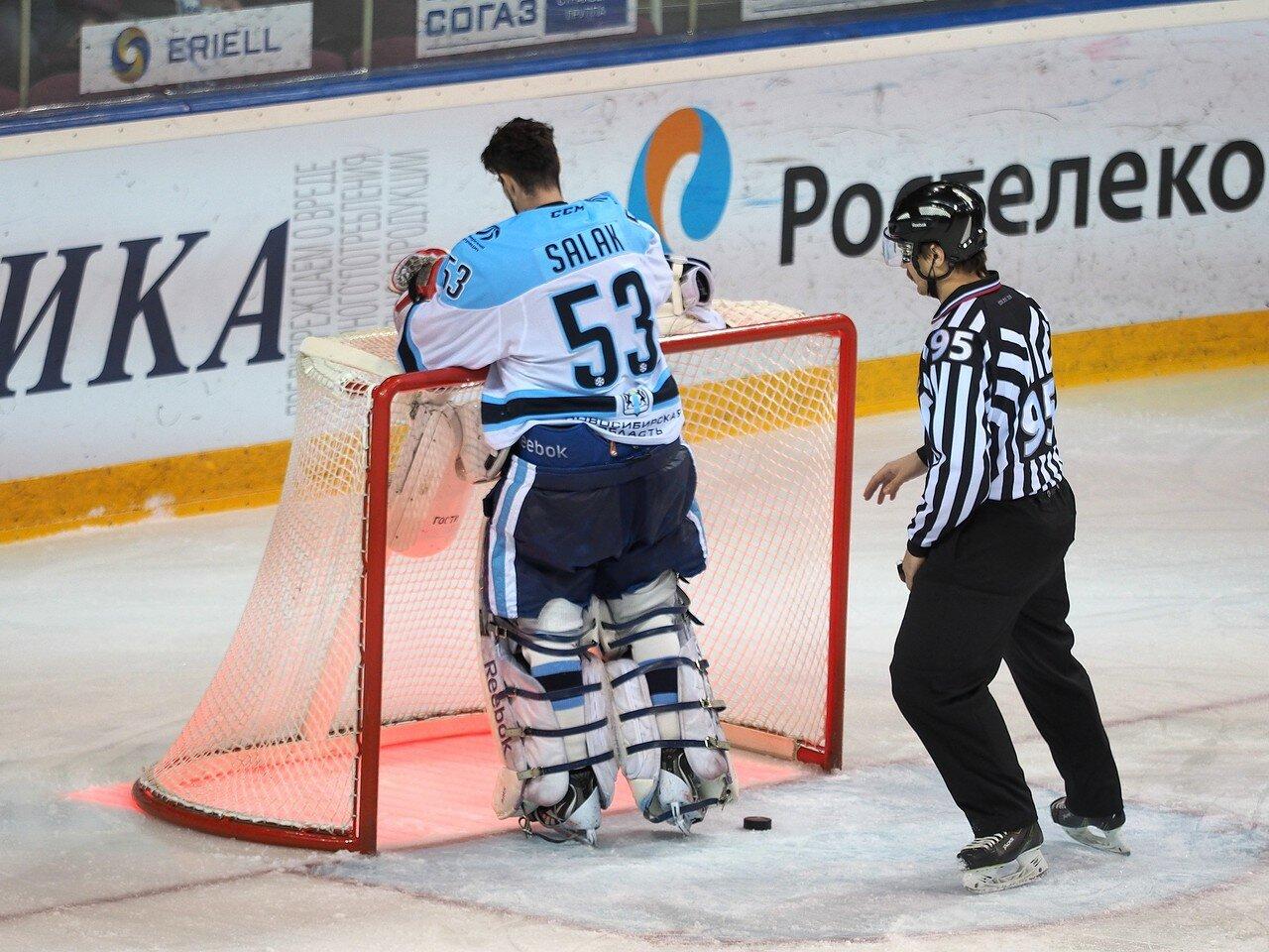 59Восток 1/2 плей-офф Металлург - Сибирь 08.03.2016