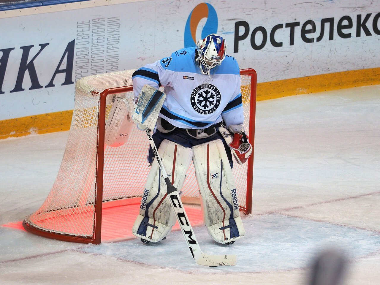 64Восток 1/2 плей-офф Металлург - Сибирь 08.03.2016