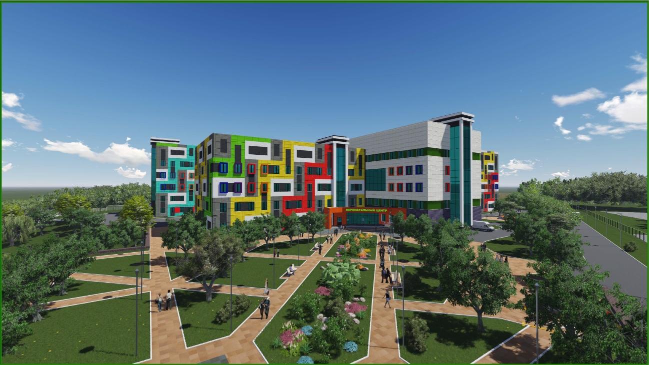 Центр инноваций строится в Махачкале