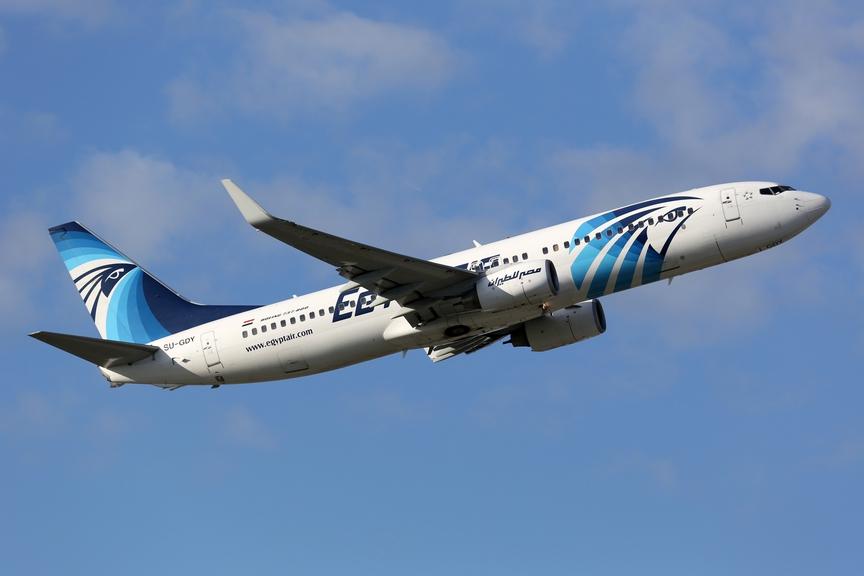EgyptAir поднимает цены на билеты