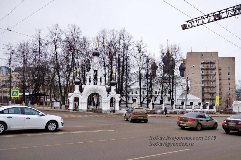 Церковь Казанской иконы Божией Матери, Иваново