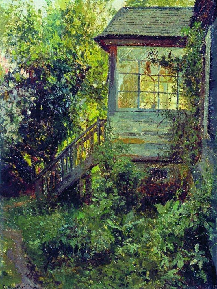 Дача. Терраса. Середина 1890-х.jpg