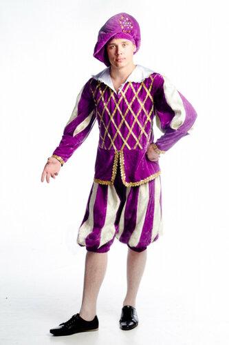Мужской карнавальный костюм Гамлет