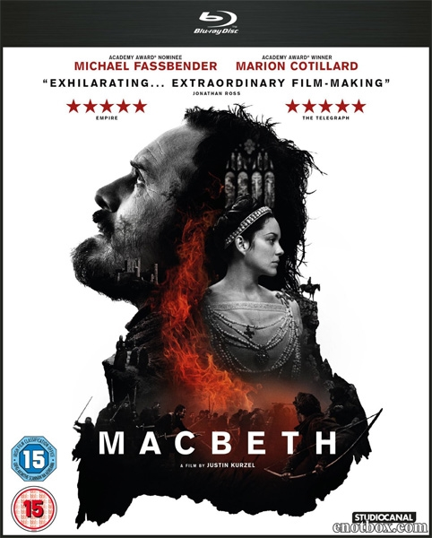 Макбет / Macbeth (2015/BDRip/HDRip)