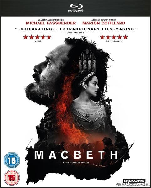 Макбет / Macbeth (2015/BDRip/HDRip)