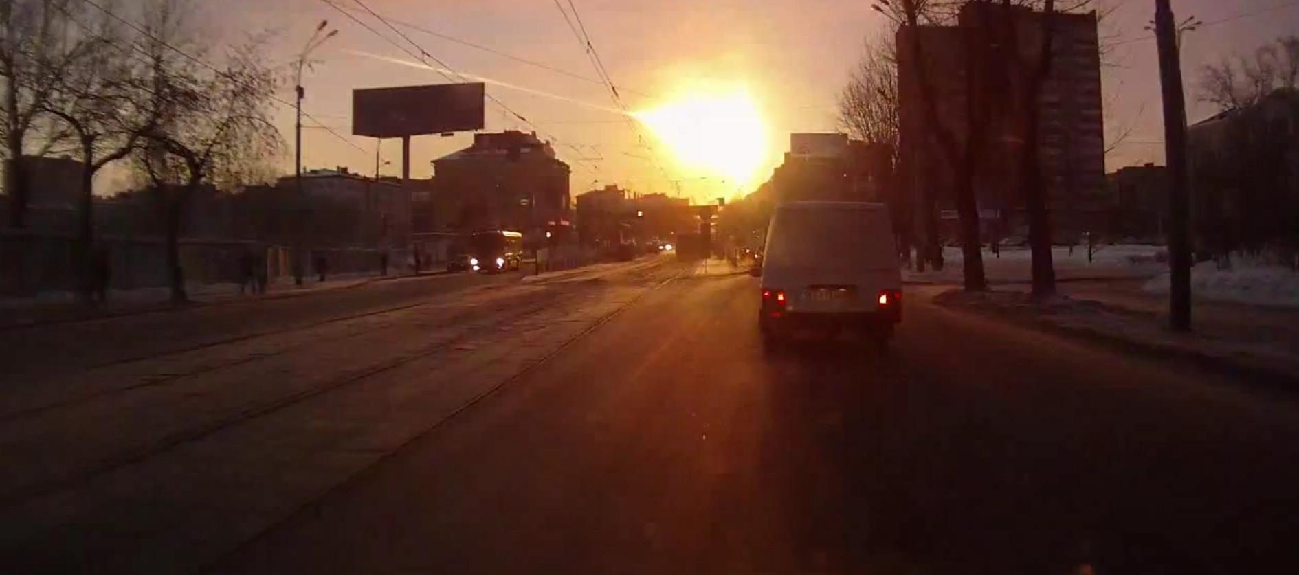 Светящийся шар (26.03.2013)