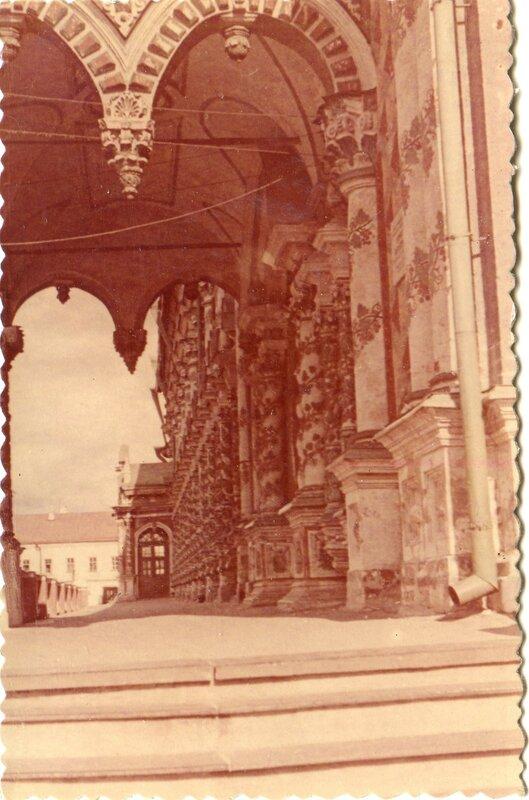 Троицко-Сергиевский монастырь в Загорске. Трапезная. 26.07.83 г..jpg