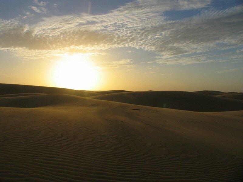 Невероятно красивая пустыня в парке Меданос де Коро 0 1c59ec d257b571 XL