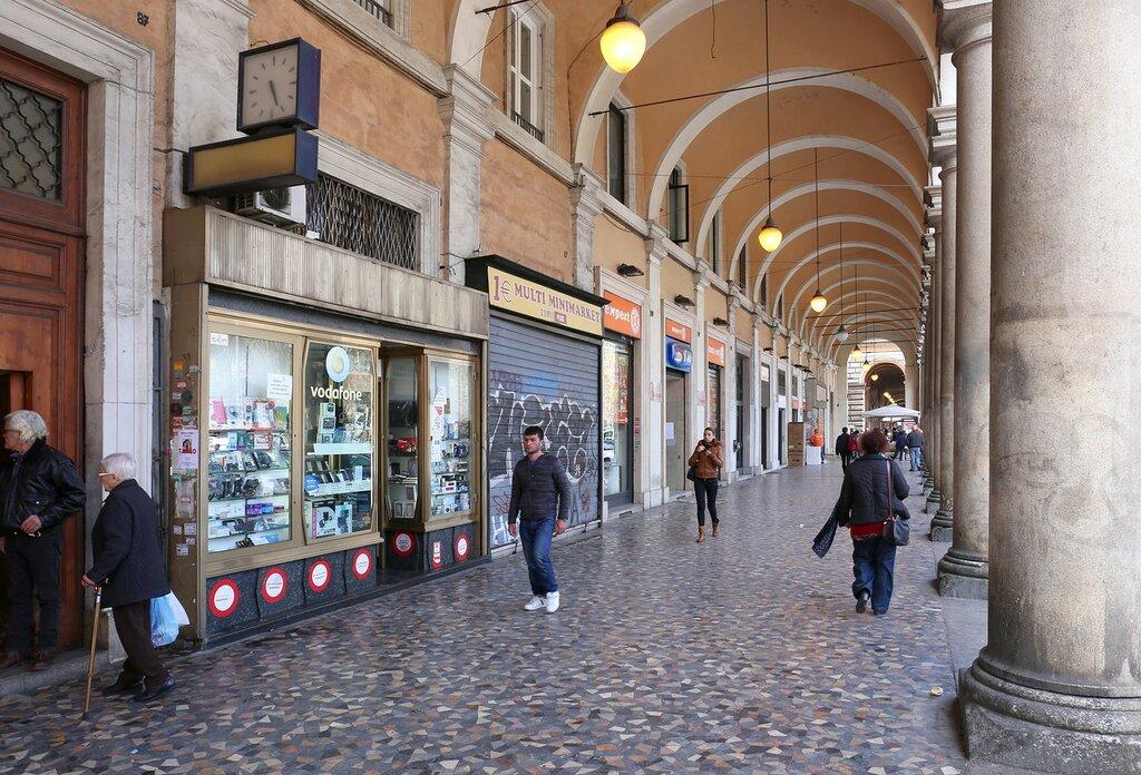 Рим. Площадь Виктора Эмануила II (Piazza Vittorio Emanuele II)