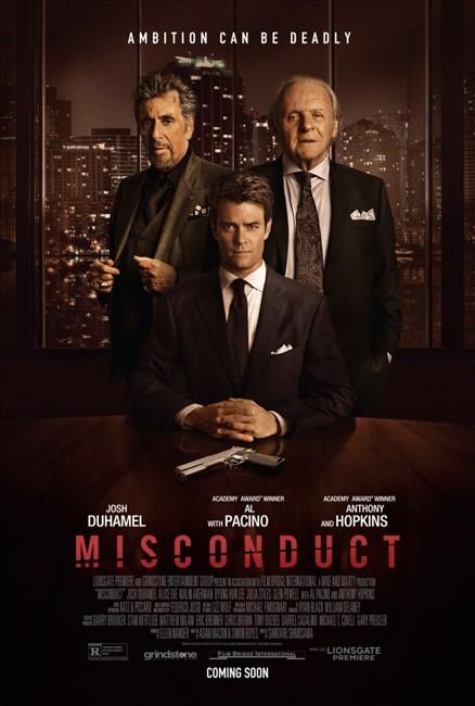 ����, ��� ���� / Misconduct (2016)