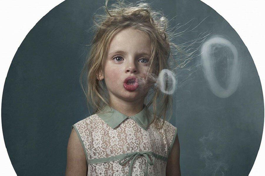 """""""Курящие дети"""""""