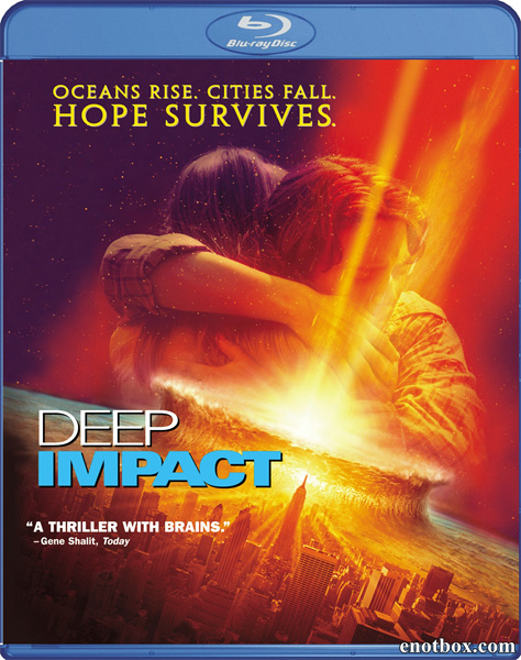 Столкновение с бездной / Deep Impact (1998/BDRip/HDRip)