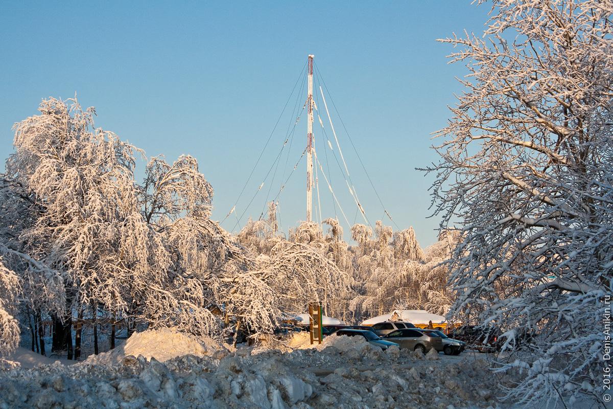 Зима на кумысной поляне 13