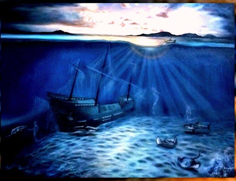 Фантастические сюжеты из снов на картинах Эрики Векслер (6).jpg