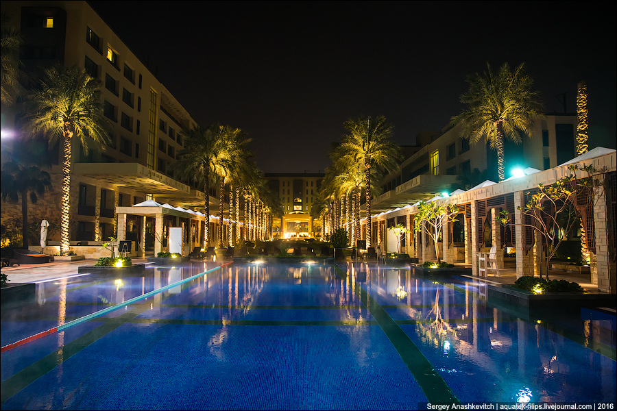 Jumeirah Messilah beach hotel & spa