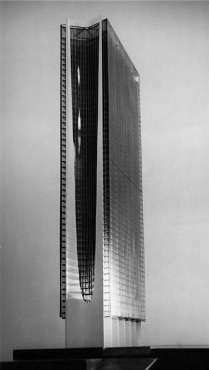 Проект башни Монпарнас