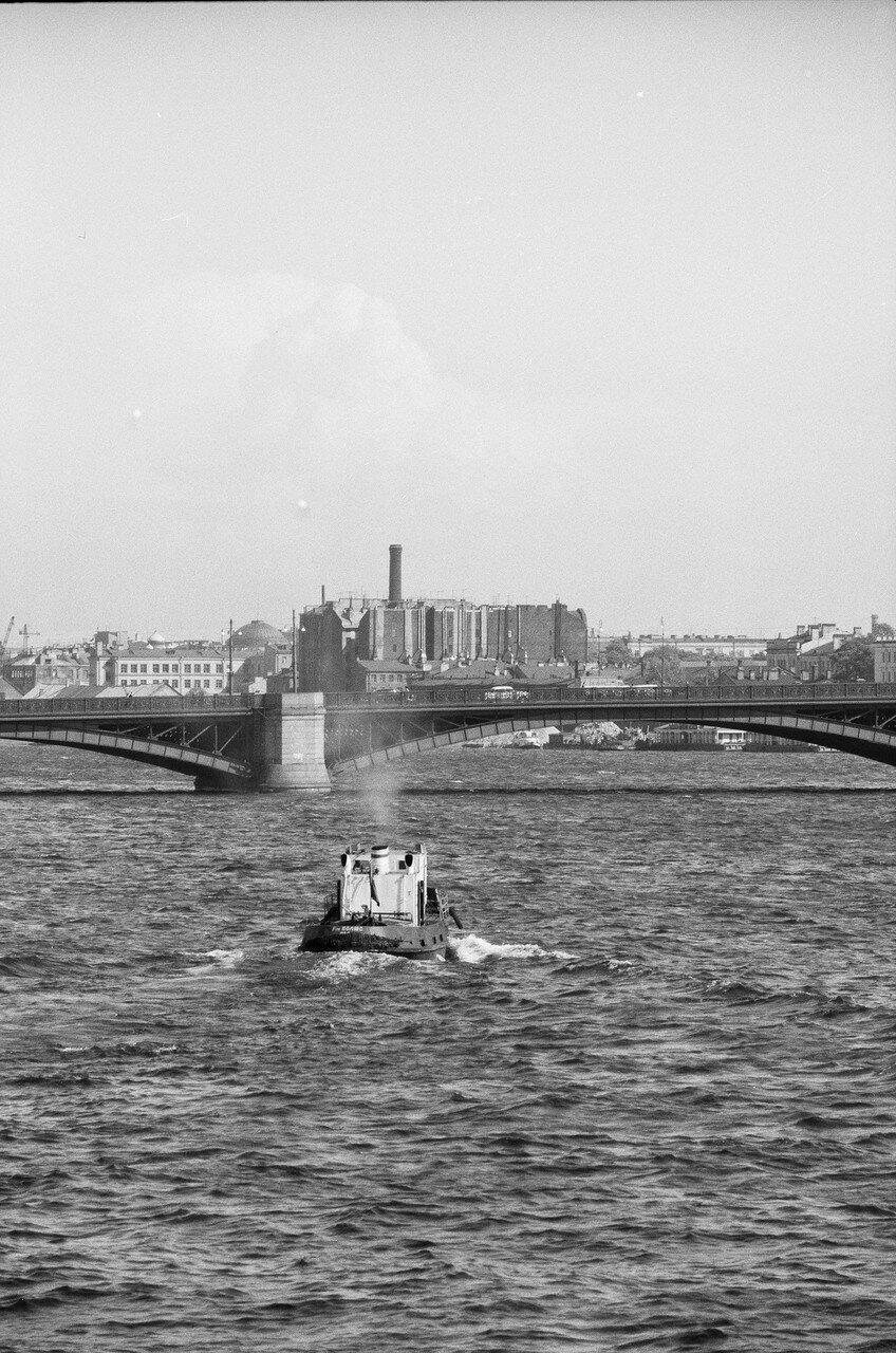 11. Вид в сторону Литейного моста