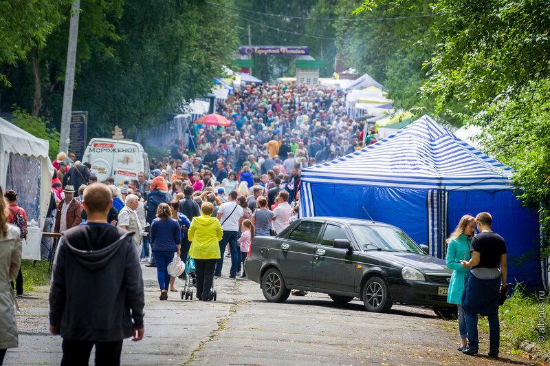 Первый Бушуевский фестиваль