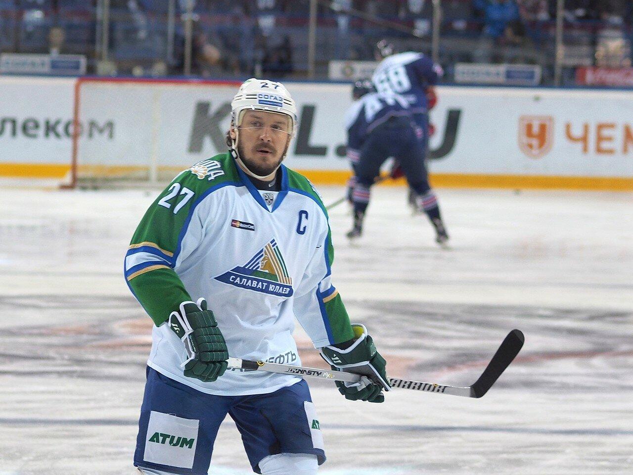 15Плей-офф 2016 Восток Финал Металлург - Салават Юлаев 23.03.2016