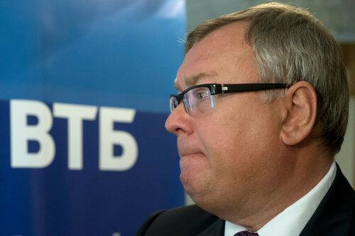 Глава ВТБ считает, что санкции рушат мировой рынок финансов
