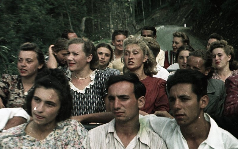 1952 Из серии «Озеро Рица». Владислав Микоша2.jpg