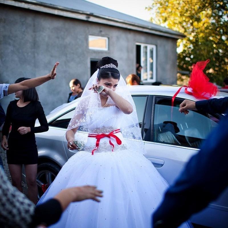 Ранние браки в Грузии