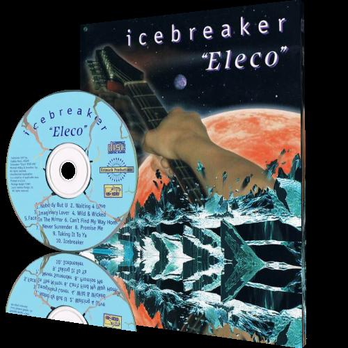(Melodic Rock | AOR) Icebreaker - Eleco - 1997, MP3, 320 kbps