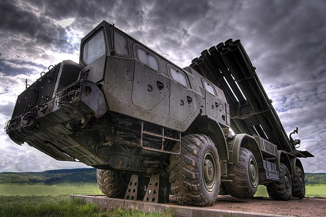 Второе по масштабам после ядерного оружие