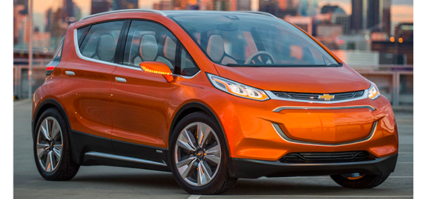GM собираются внедрить беспилотное такси в городах США