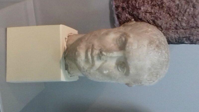 Стара Загора. Римские фигуры